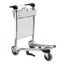 Small 30L Air Port Hand Luggage Trolley For Passenger / Airport Baggage Trolley